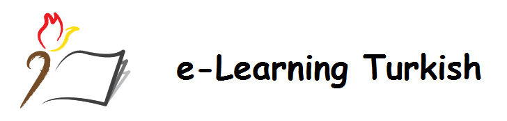 e-LEARNING TURKISH